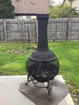 Chiminea in bookoo, US