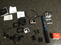 GoPro Hero 3 White Edition with accessories in Fort Rucker, Alabama