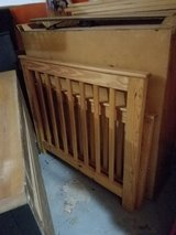 Pine Twin Bed / Head and Foot Board in Baytown, Texas