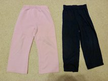 Girls Pink Granimal Knit Pants - 5T in Naperville, Illinois