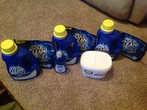 Oxi Clean in Fort Campbell, Kentucky