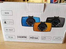 Car dash camcorder x2 in Ramstein, Germany