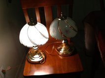 Set of 2 touch lamps in 29 Palms, California