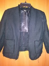 Black dress jacket in The Woodlands, Texas