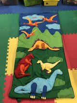 Great kids Dinosaur sleeping bag for Ethan in Plainfield, Illinois