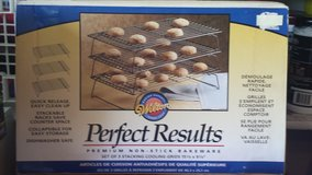 New!  Wilton Stacking Cooling Racks in Bolingbrook, Illinois