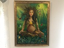"""""""Mother Nature""""Beautiful painting in Ramstein, Germany"""
