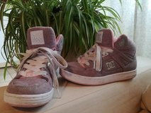 DC Shoes High Tops, size 3 in Ramstein, Germany