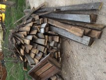 Reclaimed 2x6 decking in Coldspring, Texas