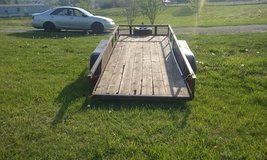 14x5 trailer with dual shocks in bookoo, US