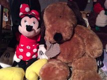 Stuffed animals in Fort Campbell, Kentucky