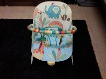 Bright starts baby bouncer like new with vibration in Baumholder, GE