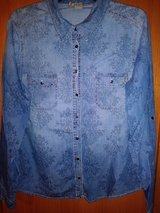 Denim shirt in The Woodlands, Texas