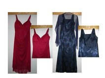Red & Blue Evening Gowns in Belleville, Illinois