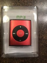 NIB Red MP3 Player in Leesville, Louisiana