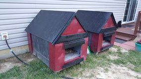2 XL dog houses/chicken coups in Camp Lejeune, North Carolina