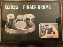 Totes Finger drums (NIB) in Fort Polk, Louisiana