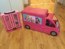 Barbie Camper & Closet in Grafenwoehr, GE