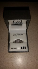 ladies sterling silver ring in Fort Campbell, Kentucky