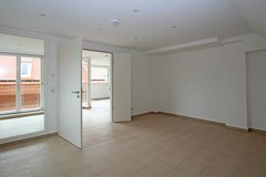 Brand new cozy apartment on 2 levels with roof terrace in the beautiful Aichtal in Stuttgart, GE