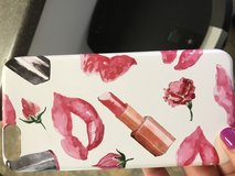 Makeup and flower iphone 6S plus case in Oceanside, California