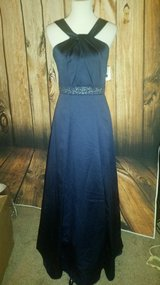 David's bridal navy blue gown Brand new with tags in Camp Pendleton, California