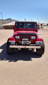 1995 Jeep in Alamogordo, New Mexico