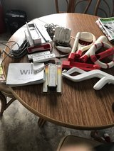 WII system and accessories in Bartlett, Illinois