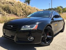 Audi A5 Turbo Blacked Out in Fort Irwin, California