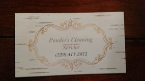 Cleaning Service in Valdosta, Georgia