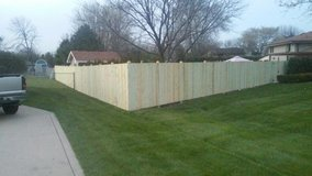 Fence/decks/pergolas in New Lenox, Illinois