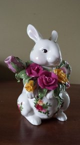 Royal Albert Bunny Teapot in Fort Campbell, Kentucky