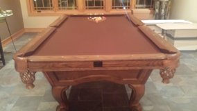 Kasson Pool Table in Lockport, Illinois