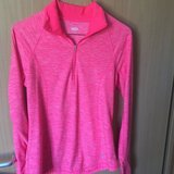 Old Navy Workout Over shirt/jacket - Coral Hot Pink in Ramstein, Germany