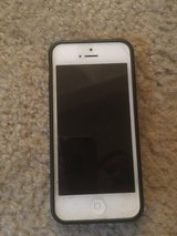 iPhone 5 and free cases /covers with it in Summerville, South Carolina