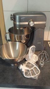 220V AEG stand mixer *Price reduced* in Ramstein, Germany
