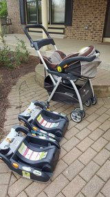 Stroller with built in Carseat in Chicago, Illinois