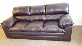 Leather Couch in Watertown, New York