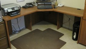 Large Corner Desk  - 3 pieces in The Woodlands, Texas