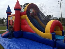BOUNCIN ON THE BAYOU JUMPS AND INFLATABLES, WATERSLIDES AND COMBOS in Fort Polk, Louisiana
