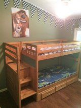 Bunkbed and dresser in Warner Robins, Georgia