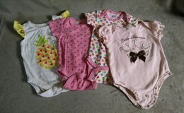 Baby Girl Clothes Size 0-3 Months in Lawton, Oklahoma