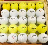 30 Srixon used golf balls near mint condition in Chicago, Illinois