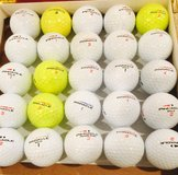 30 Pannicle used golf balls near mint condition in Oswego, Illinois