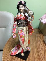 1960's Geisha doll in Barstow, California