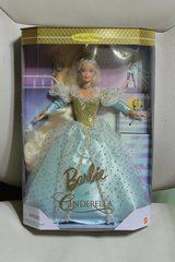 1996 Barbie Cinderella NIB in Barstow, California