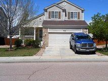 7216 Village Meadows Drive, Fountain, CO.  80817 in Colorado Springs, Colorado