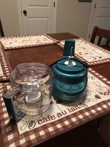 Cuisinart Small food processor in Fort Campbell, Kentucky