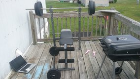 weight bench & weights in Jacksonville, Florida