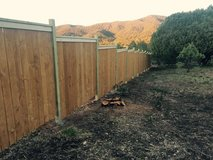 Wood or Block Fences (free estamates) in Alamogordo, New Mexico